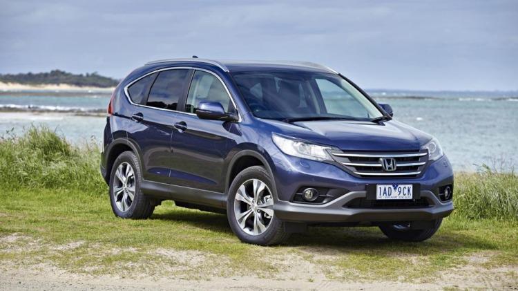 Honda's CR-V is a versatile all-rounder