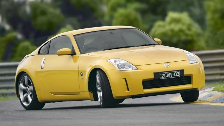 Nissan revived its Z-Car icon with the 350Z in 2003