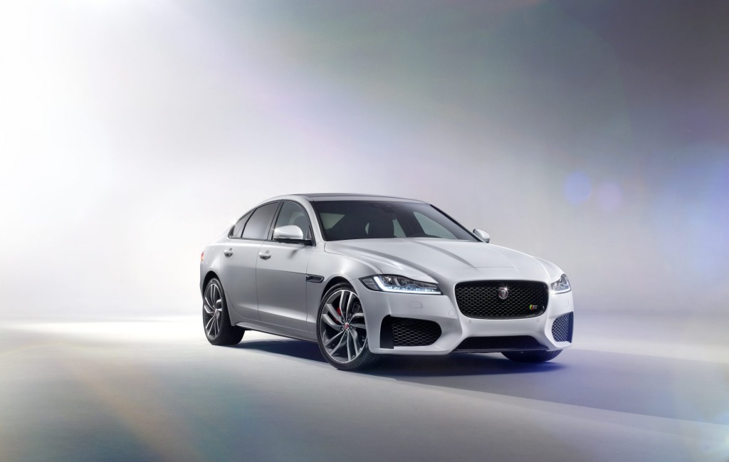 The new Jaguar XF is the brand's most connected car yet.