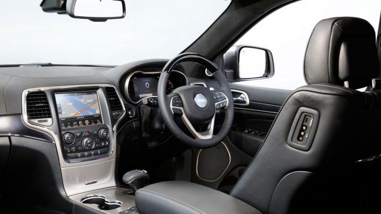 Jeep Grand Cherokee Summit Platinum