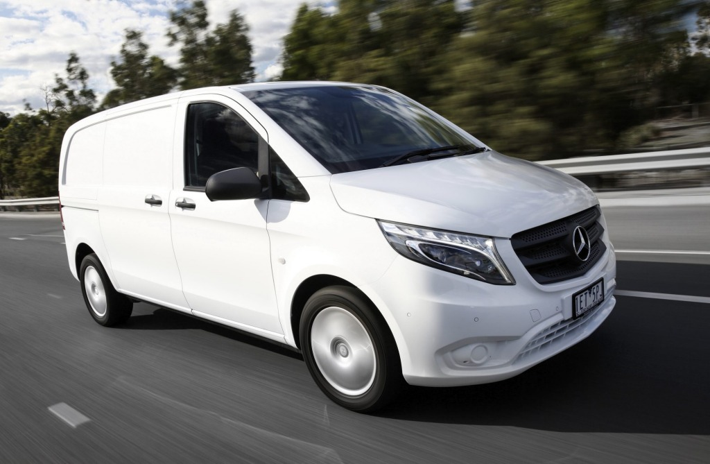 The Mercedes-Benz Vito offers plenty of choice for commercial buyers.
