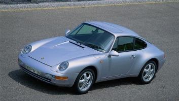 Porsche 911 993 Series, 1995