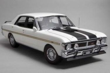Ford's Falcon GT-HO was built specifically for motor racing at Bathurst.