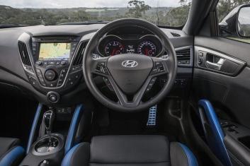 Hyundai Veloster Series 2 Embargo: 12.01 am 22/05/2015