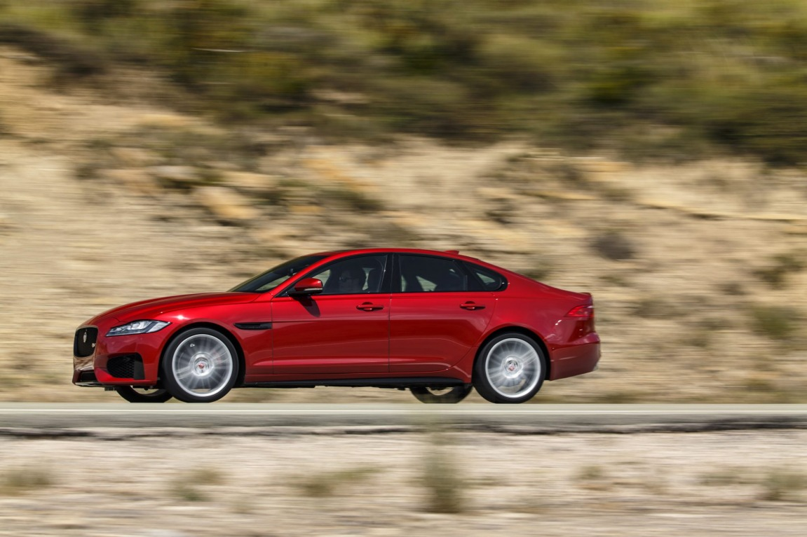 Jaguar's new XF is readying itself to take on its German mid-size rivals when it launches in Australia in December 2015.