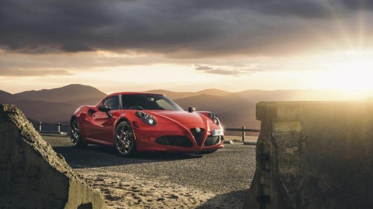 Alfa Romeo hopes the 4C heralds a new dawn for the Italian brand.