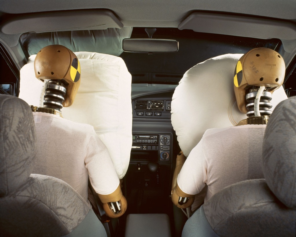 The Japanese Takata corporation is in hot water over an airbag recall scandal.
