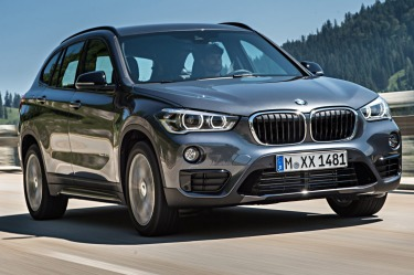 BMW X1 first drive review