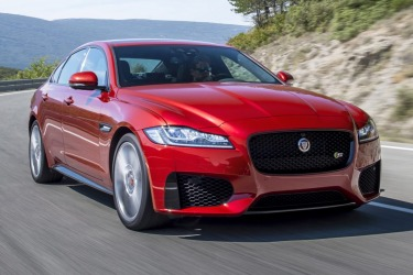 Jaguar XF first drive review