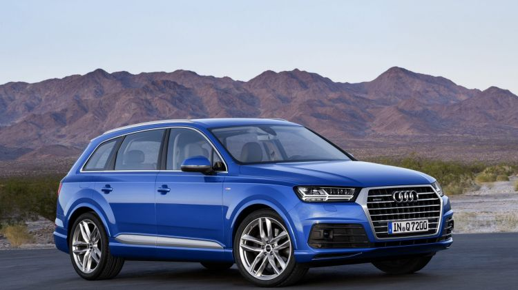 Audi's second-generation Q7 range is set to include a high performance variant.