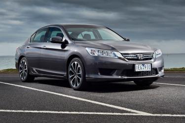 Honda Accord Sport Hybrid Road Test Review