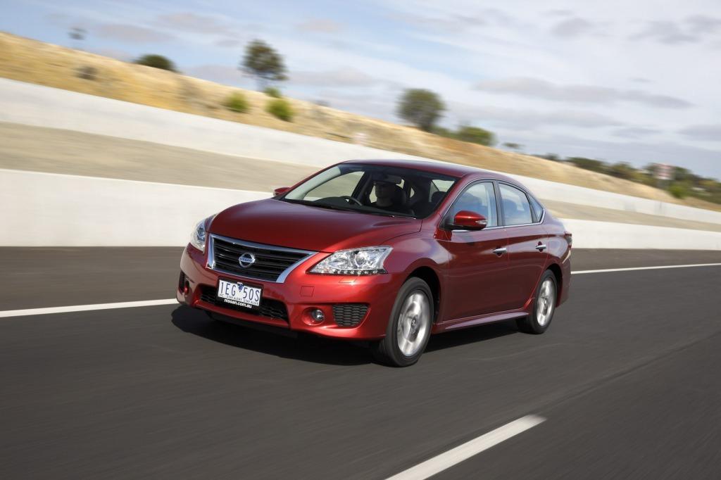 Lukewarm: The Nissan Pulsar SSS sedan falls short of being a true hot hatch.