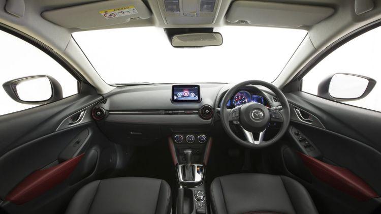 2015 Mazda CX-3 S Touring - EMBARGO March 17, 2015 7PM