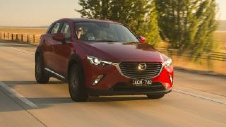 Mazda CX-3 is the latest in the new breed of city SUVs to arrive in Australian showrooms