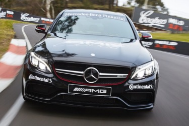 Mercedes-AMG C63 S first drive review