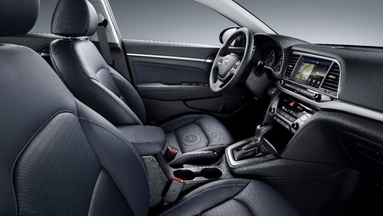Driver aids now include an autonomous emergency braking system.