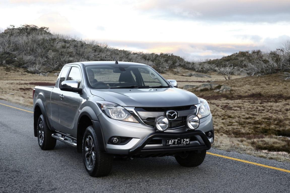 Mazda has refreshed its polarising BT-50 dual cab ute.