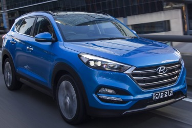 Hyundai Tucson first drive review