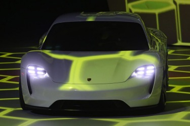 Positive charge: The eight stars of the 2015 Frankfurt motor show