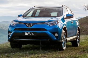 Toyota updates RAV4