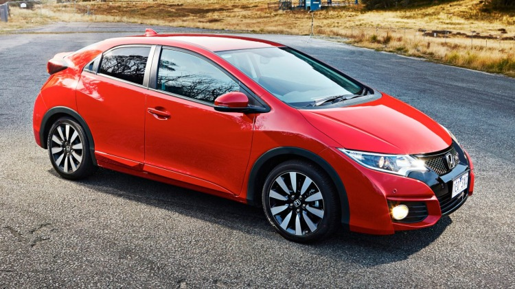 Honda Civic has a famous name but is no longer a small car market leader.
