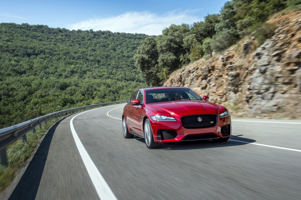 The Jaguar XF will start from $82,800 (plus on-road costs) in Australia.