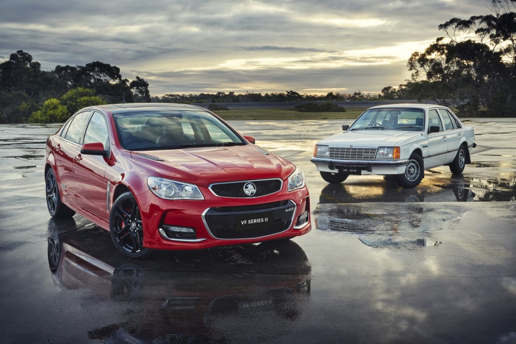 2016 Holden VFII Commodore