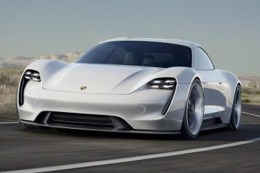 Porsche Mission E concept revealed
