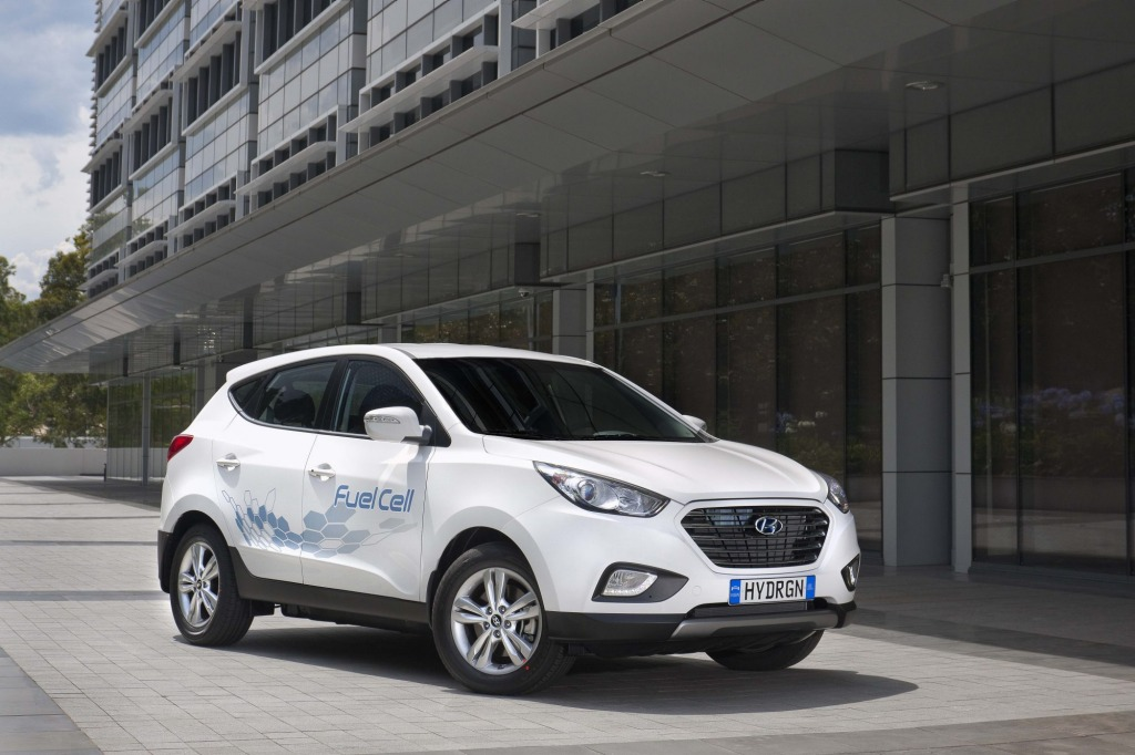 Hyundai's ix35 Fuel Cell is set to be replaced by a new and improved version.