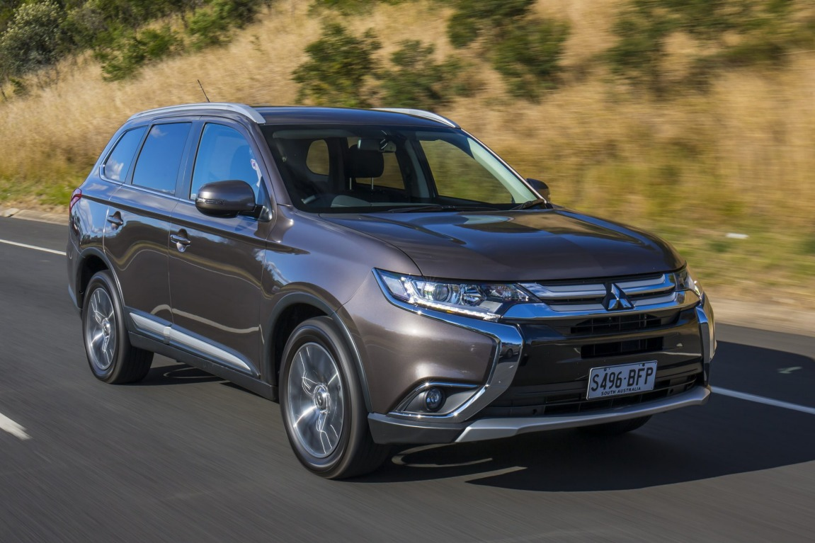 Mitsubishi has invested a lot in its new Outlander but its is let down its engine and CVT combination, though, the addition of a third row of seats adds an element of family practicality.