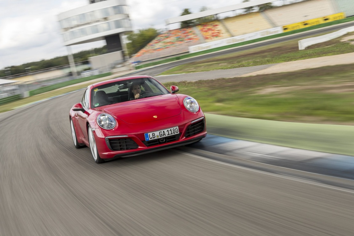 The new Porsche 911 Carrera is now powered by a 3.0-litre six-cylinder turbocharged engine.