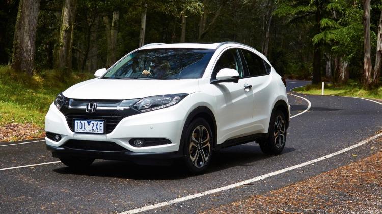 The Honda HR-V VTi-L ADAS fits the bill but will stretch the budget.