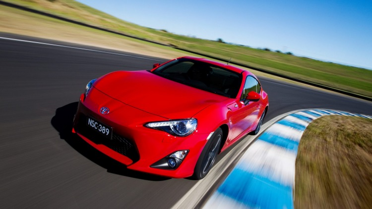Many Australian cars, such as the Toyota 86, are significantly cheaper locally than abroad.