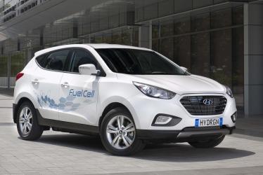 Next-gen Hyundai fuel cell vehicle takes shape
