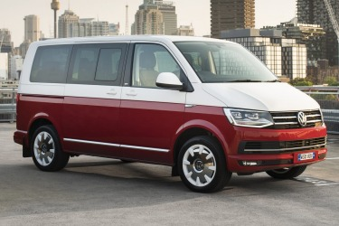 2016 Volkswagen Transporter first drive review