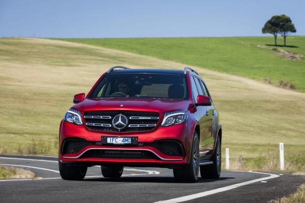 Mercedes-AMG GLS63