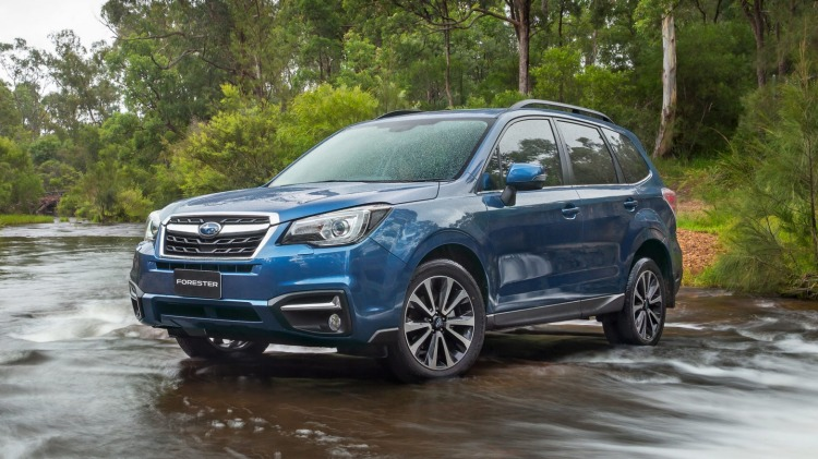 Subaru only offers its Foresters in all-wheel drive, making its an affordable off-roader compared to its rivals.