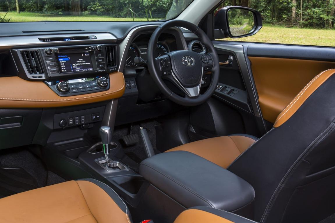 2016 Toyota RAV4.