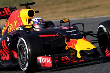 Changes coming: Australian Daniel Ricciardo will be hoping the new F1 rules will help his team.