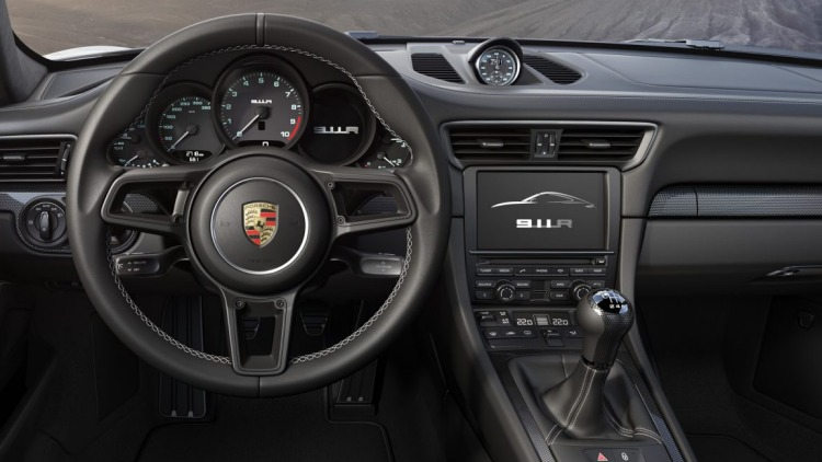 Porsche will continue to offer a manual gearbox in future sports cars.
