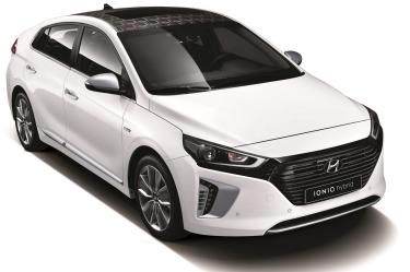 Hyundai reveals new Ioniq range
