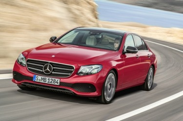 Nine things you need to know about the new Mercedes E-Class