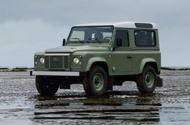 Land Rover Defender 90 Heritage quick spin review