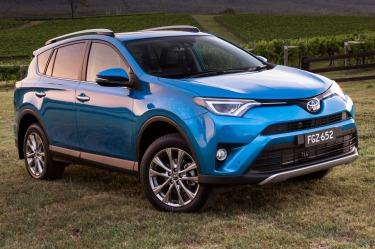 Toyota RAV4 Cruiser new car review