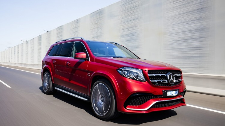 Mercedes-Benz has changed the name of its flagship SUV.