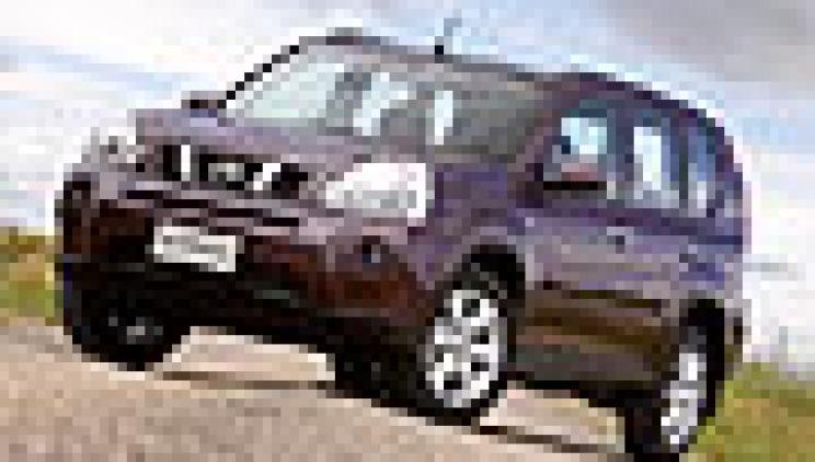 Nissan X-Trail ST-L.