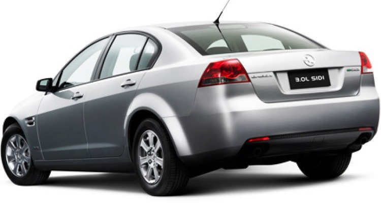 Holden VE Omega Sedan.