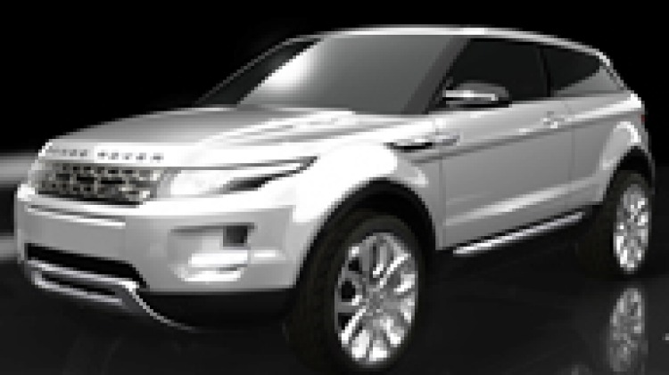 Range Rover Concept