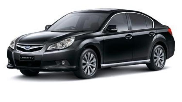 Subaru Liberty 3.6R Premium