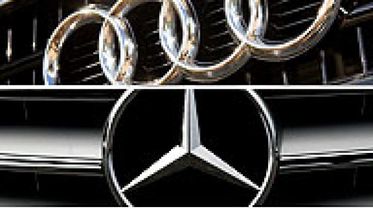 Audi 1, Mercedes 0